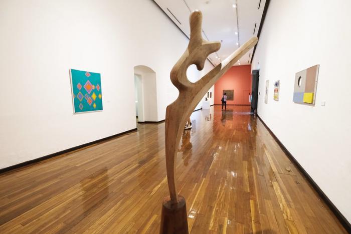 """""""Abstracciones. Una década en la plástica jalisciense"""" abre este 28 de mayo en Museo Cabañas"""