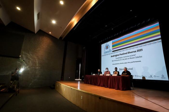 Con Andrógina Festival celebran la diversidad en el Museo Cabañas
