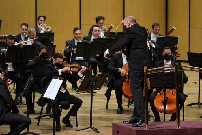 La Orquesta Filarmónica de Jalisco visita el Conjunto Santander de Artes Escénicas