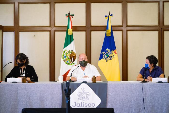 Presentan autoridades estatales acciones de reactivación cultural en Jalisco