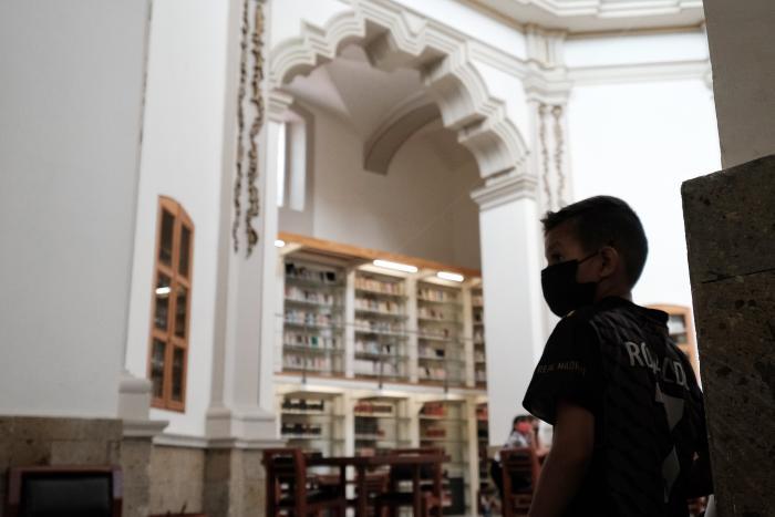 Cultura Jalisco refrenda, con talleres literarios, su compromiso    con la formación