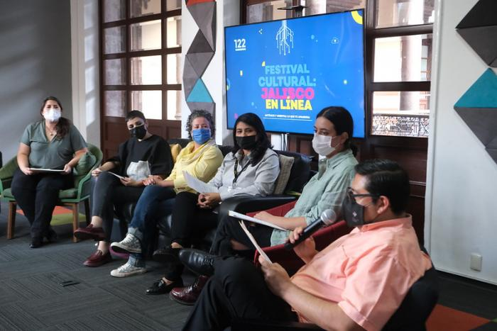 Anuncian ganadores del primer Festival Cultural Jalisco en Línea