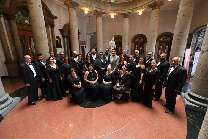 El Coro del Estado de Jalisco celebra 40 años de vida más activo que nunca
