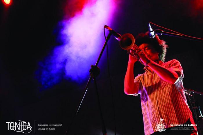 Se presenta la Orquesta Juvenil de Jazz en el Festival de Jazz y Blues