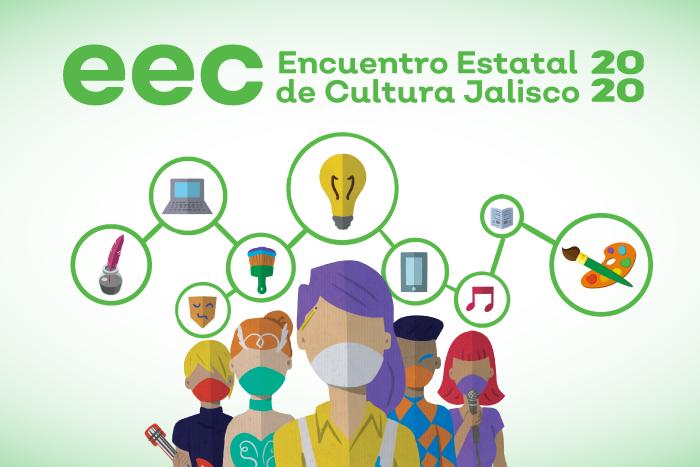 Encuentro Estatal de Cultura Jalisco 2020