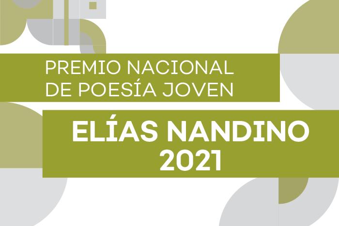 Resultados Premio Nacional de Poesía Joven Elías Nandino