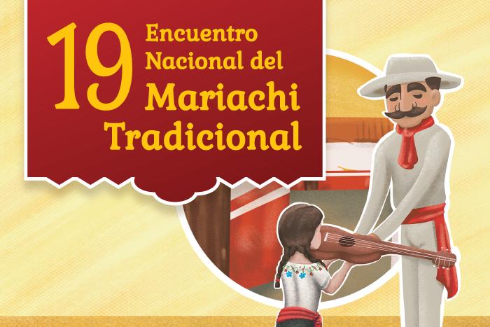 XIX Encuentro Nacional de Mariachi Tradicional