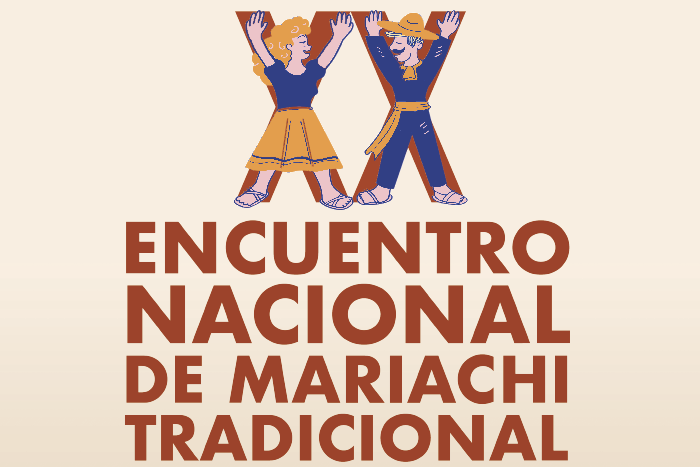 XX Encuentro Nacional de Mariachi Tradicional del 10 al 17 de octubre
