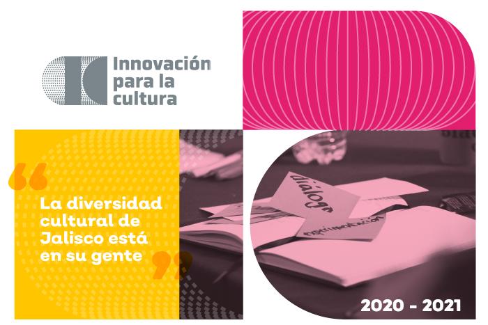 """Convocatoria sesiones participativas para el proyecto """"Innovación para la Cultura"""""""