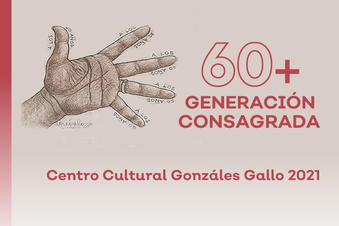 """Exposición """"60 y + Generación Consagrada"""" en Chapala"""