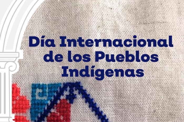 Actividades por el Día Internacional de los Pueblos Indígenas