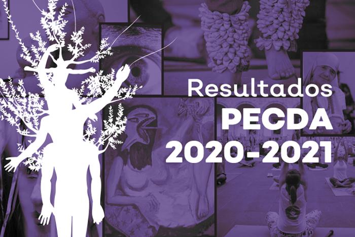 Resultados PECDA 2020-2021