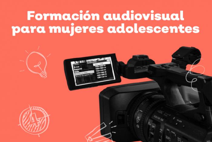 Talleristas para Formación Audiovisual para Mujeres Adolescentes