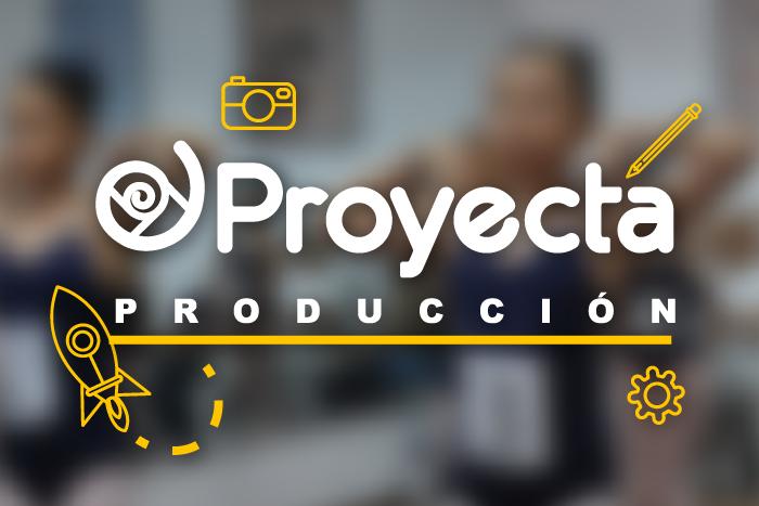 Convocatoria Proyecta Producción
