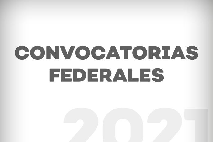 Convocatorias Secretaría de Cultura del Gobierno de México