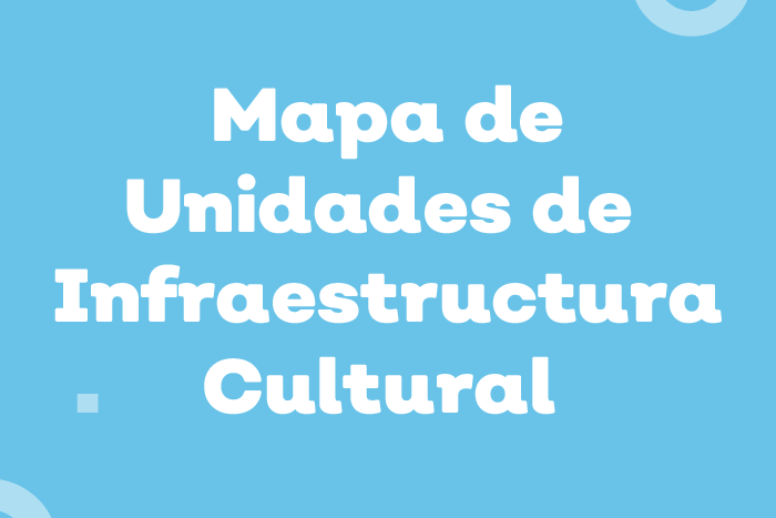 Fotografía de Mapa de Unidades de Infraestructura Cultural del Estado de Jalisco