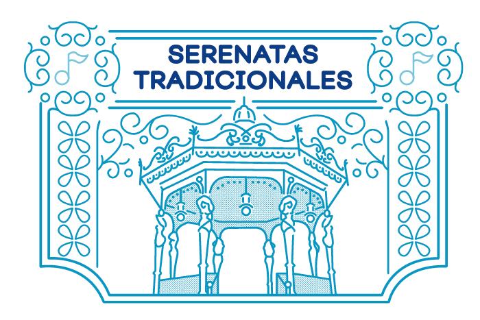 Jalisco Suena: Serenatas Tradicionales de la Banda de Música del Estado y la Orquesta Típica de Jalisco Plaza de Armas