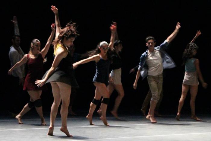 Groovething, se presentó en el Teatro Degollado