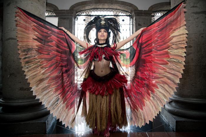 Jueves de danza: Maléfica (compañía Tiare Tahiti)