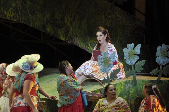 Temporadas de Ópera en el Teatro Degollado.