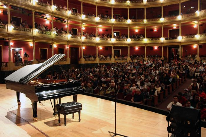 Martes de Música y Ópera con Sabor a México