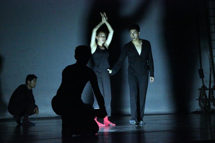 """Recibe """"Dos Pasos"""" el Premio Guillermo Arriaga en el Encuentro Nacional de Danza 2014"""