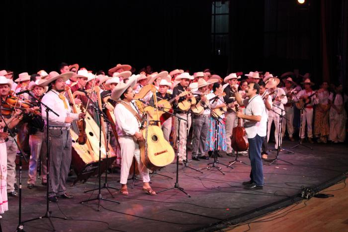 Concluye el XIII Encuentro Nacional de Mariachi Tradicional
