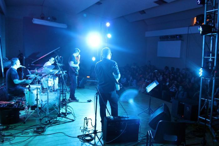 Nu Jazz Funk y su ritmo, en el Ciclo de Jazz Carlos de la Torre