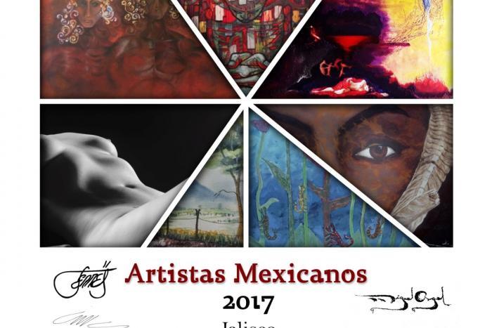 Artistas Mexicanos 2017