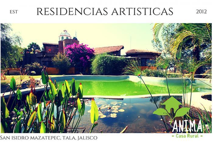 Anima Casa Rural. Centro de formación artística y cultural