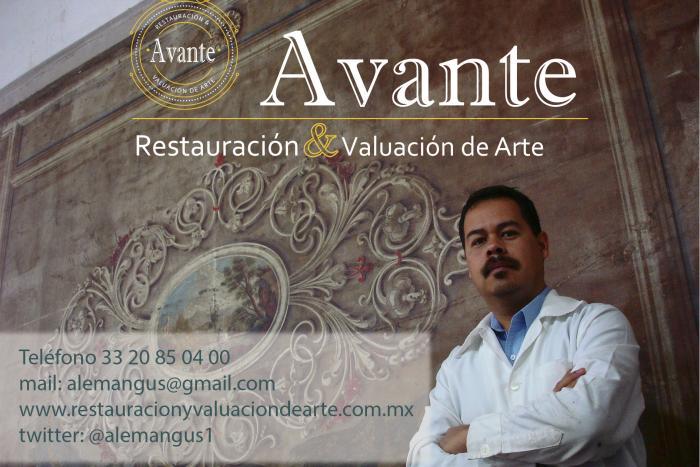 AVANTE (Restauración de Arte)