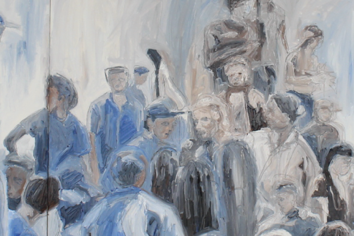 Exposición: Pintura sobre pintura