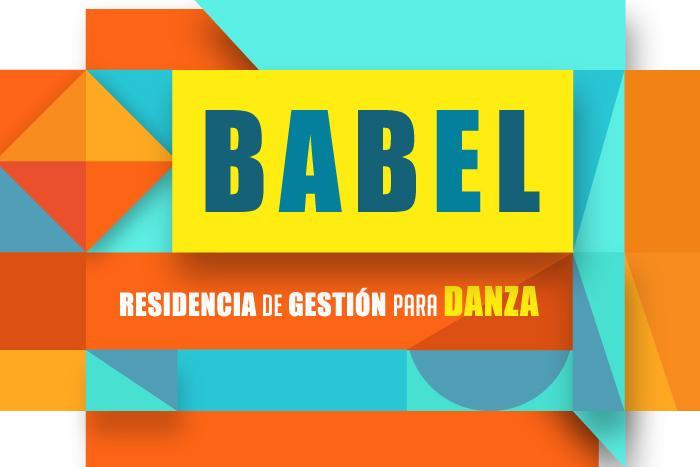 BABEL Residencia de Gestión para Danza