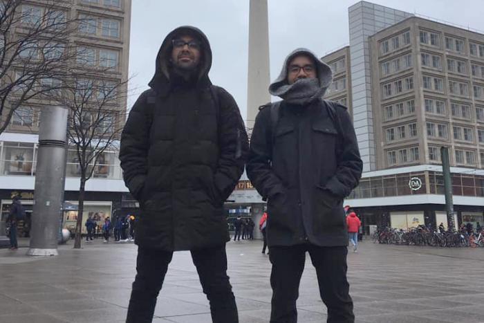 Kenji y Samuel Kishi ofrecen clase magistral de música y cine  en las redes sociales de Cultura Jalisco