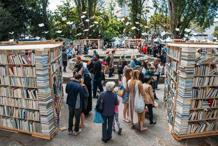 """Jalisco presente en California: """"Bay Area Book Festival"""" y """"MEX I am"""""""