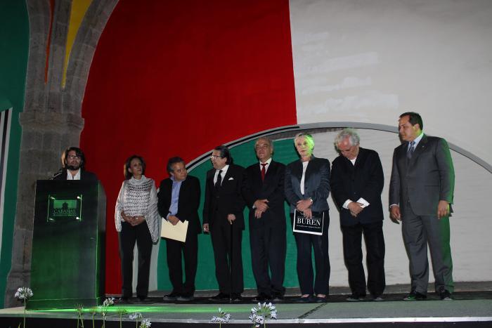 Inauguración en la Capilla Tolsá