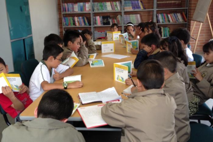 Centro de lectura y formación lectora de Ocotlán