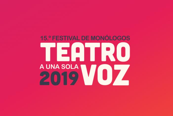 Convocatoria 15 ° Festival de Monólogos Teatro a una sola voz 2019