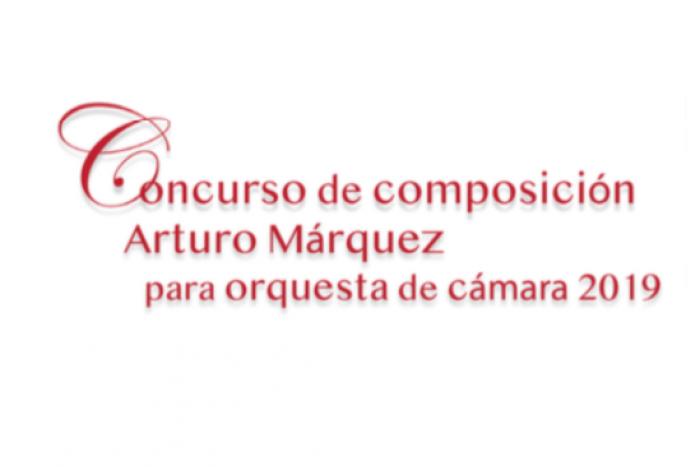 Concurso de composición Arturo Márquez para orquesta de cámara