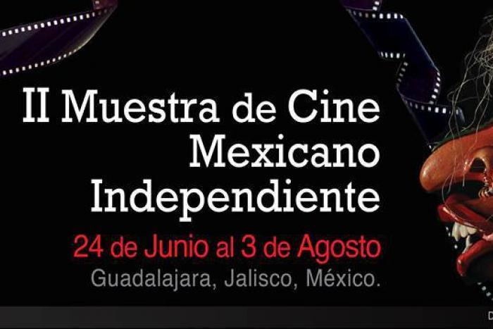 Arranca la Segunda Muestra de Cine Mexicano Independiente