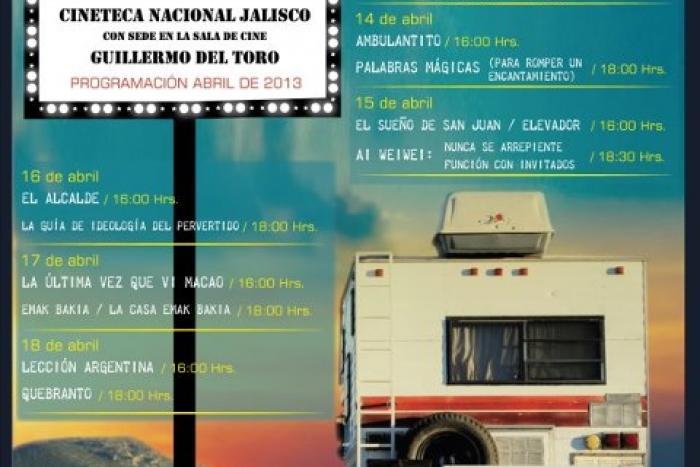 Llega a Jalisco el festival itinerante Ambulante 2013