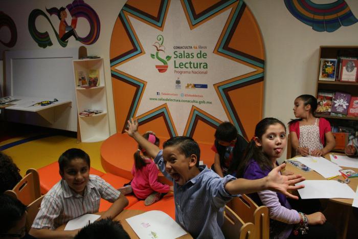 Involucran a los pequeños en el hábito de la lectura