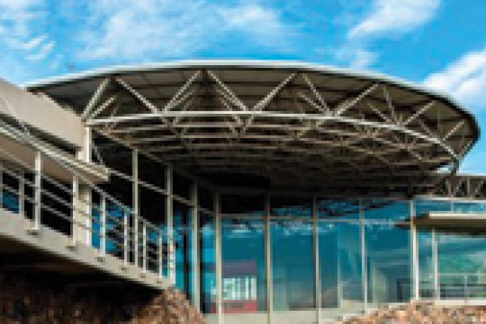 El Centro Interpretativo Guachimontones y su Zona Arqueológica se ubican a 60 kilómetros de la ciudad de Guadalajara en el municipio de Teuchitlán
