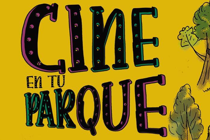 Programación Septiembre Cine en tu Parque