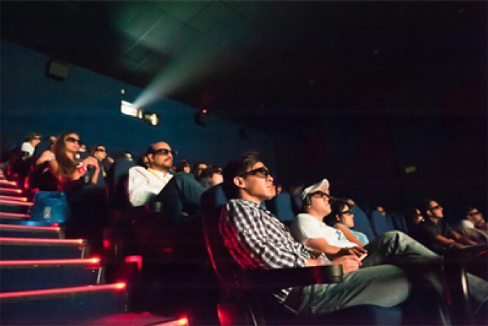 Proyecciones en el Cineforo de la UdeG
