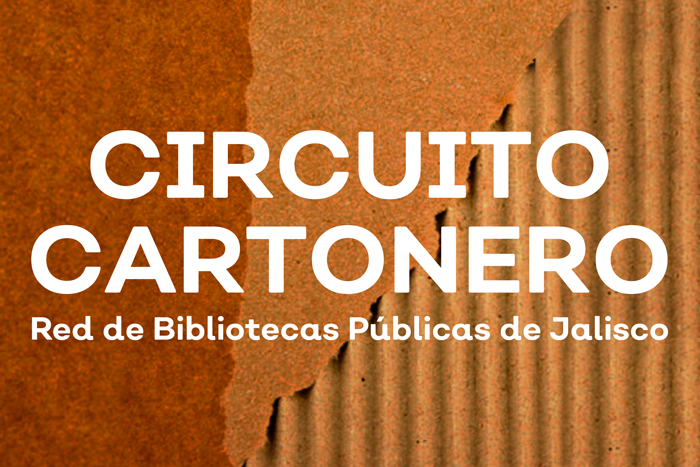 Circuito Cartonero. Muestra de libros, talleres y donación de editoriales cartoneras.