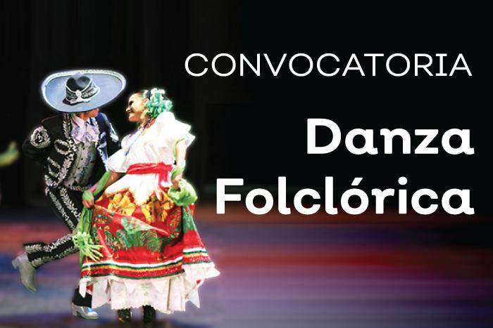 Convocatoria TEMPORADA DE PRIMAVERA de Danza Folclórica en el TEATRO DEGOLLADO