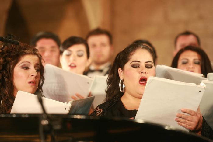 Presenta el Coro del Estado la música de los norteamericanos Bernstein y Gershwin