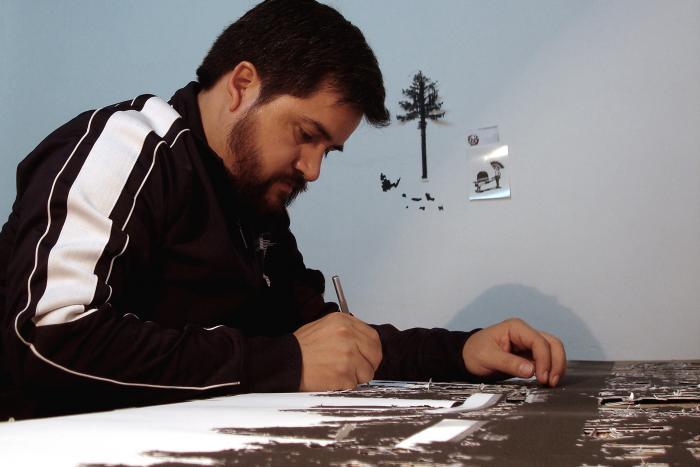 Exposición: Constructo (de Daniel Alcalá)