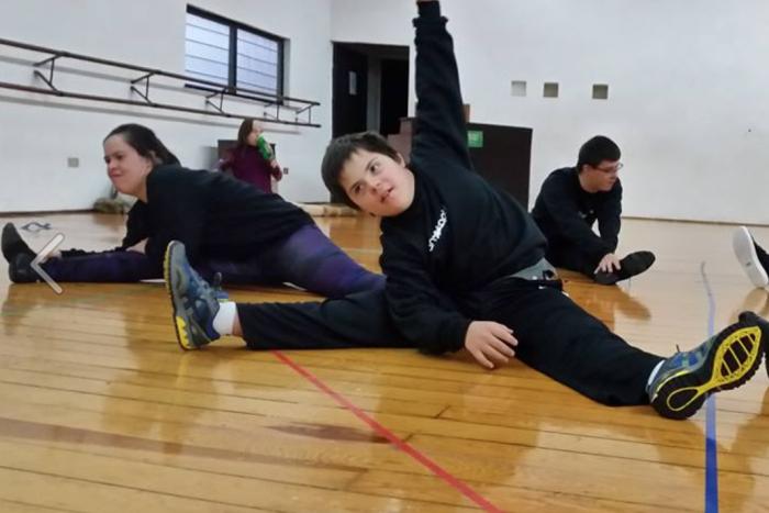 Danza incluyente: Día Mundial del Síndrome de Down